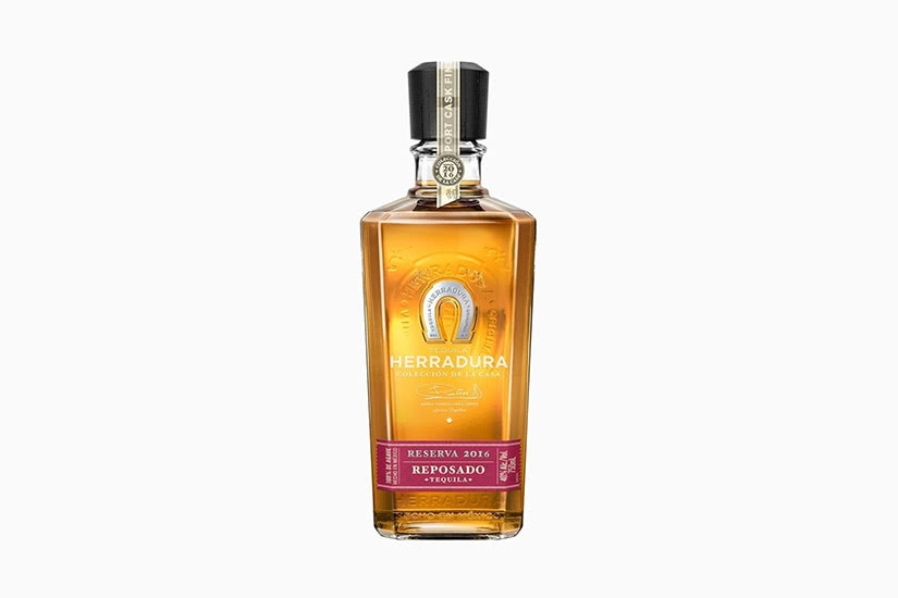 best tequila brands herradura reposado coleccion de la casa port - Luxe Digital