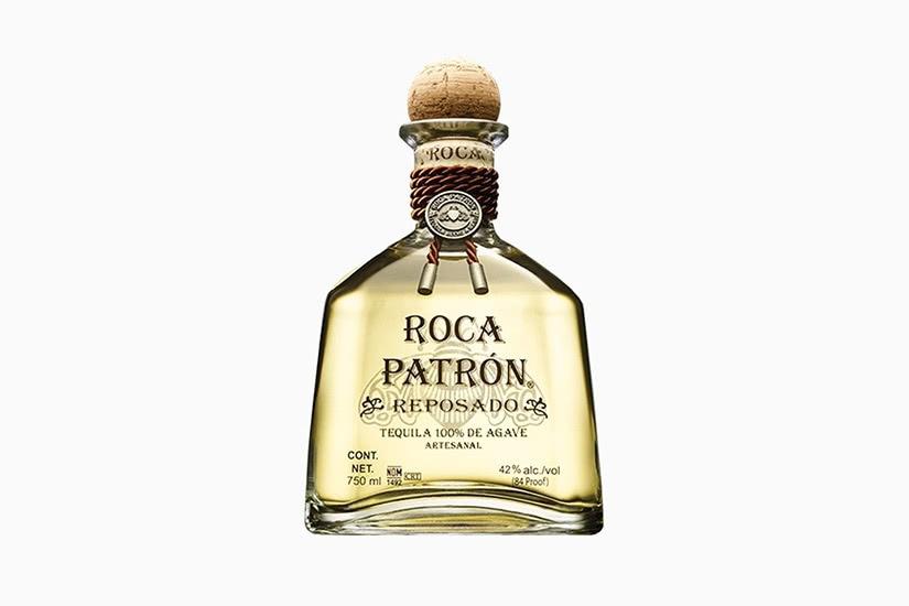 best tequila brands roca patron reposado - Luxe Digital