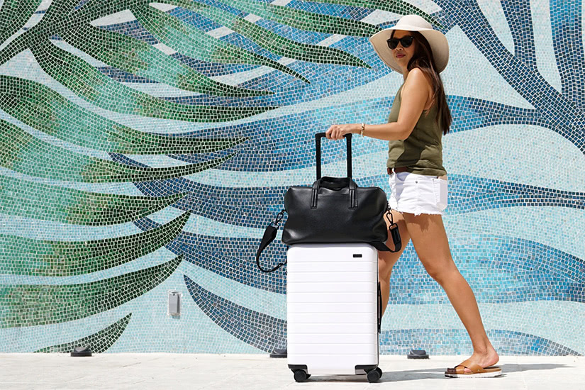 direct-to-consumer business strategy Away luggage - Luxe Digital