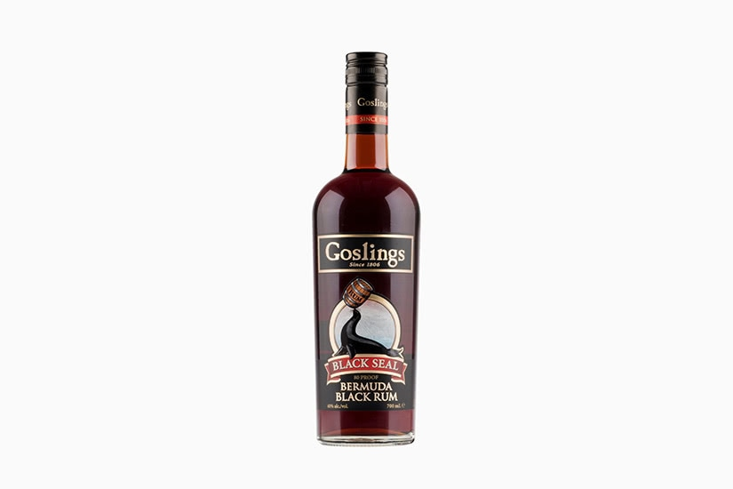 best rum sipping brands goslings - Luxe Digital