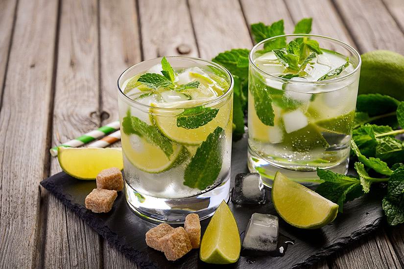 best rum sipping brands mojito cocktail - Luxe Digital