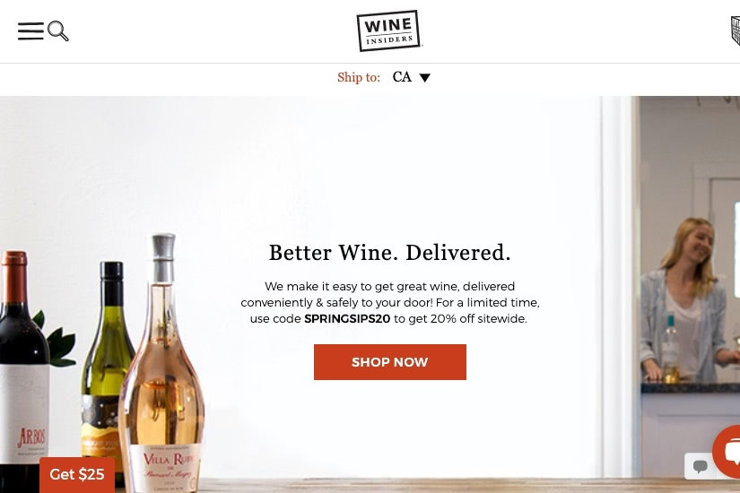 where buy alcohol online wine insiders - Luxe Digital