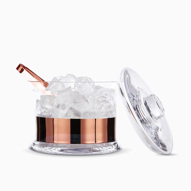Tom Dixon accessories tank ice bucket - Luxe Digital