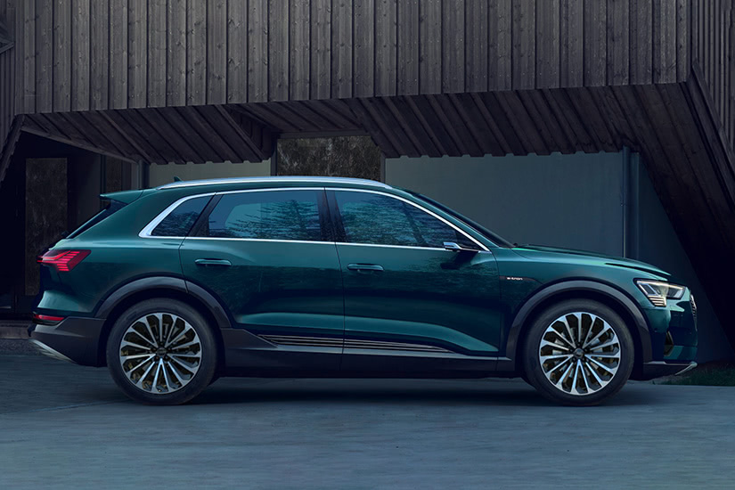best electric cars luxury audi e tron - Luxe Digital