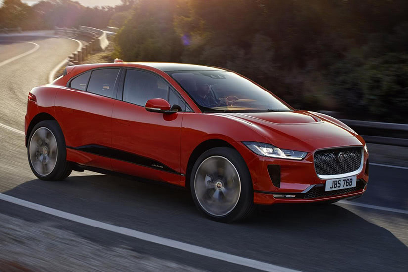 best electric cars luxury jaguar i pace - Luxe Digital
