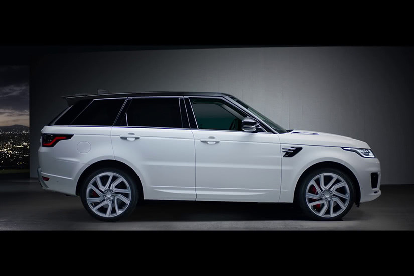 best electric cars luxury range rover sport phev - Luxe Digital