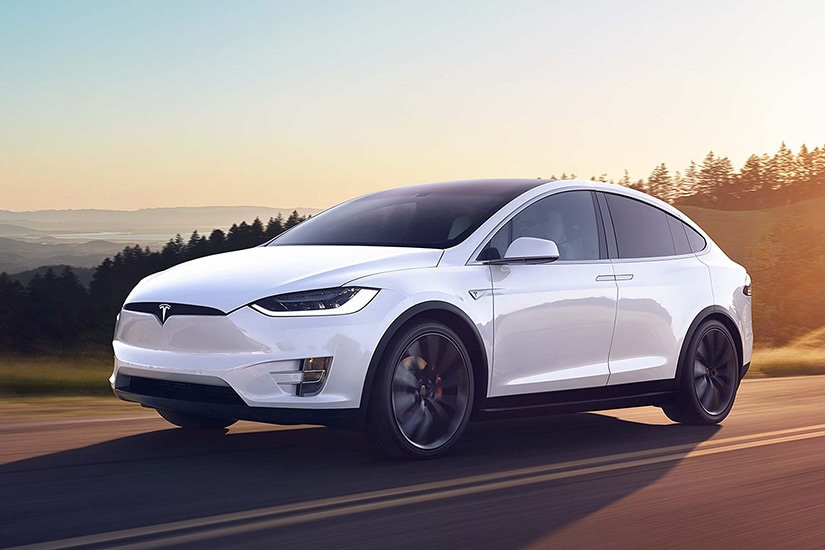 best electric cars luxury tesla model x - Luxe Digital