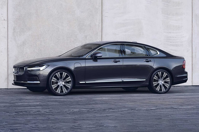best electric cars luxury volvo s90 hybrid - Luxe Digital