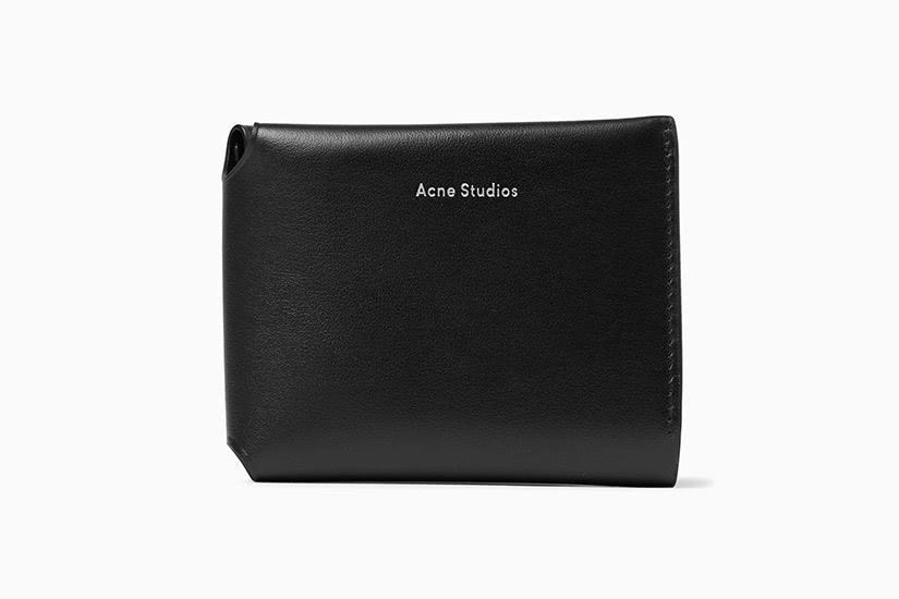 best wallets men acne studios trifold - Luxe Digital