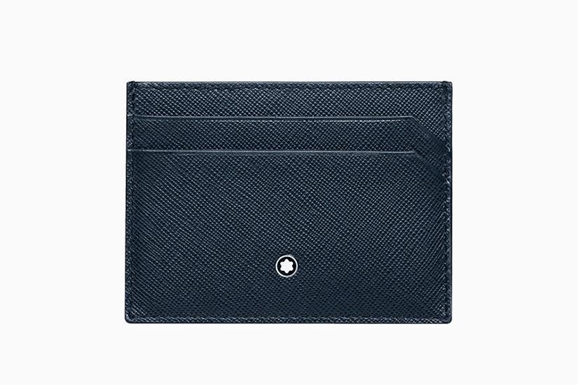 best wallets men montblanc sartorial stylish - Luxe Digital