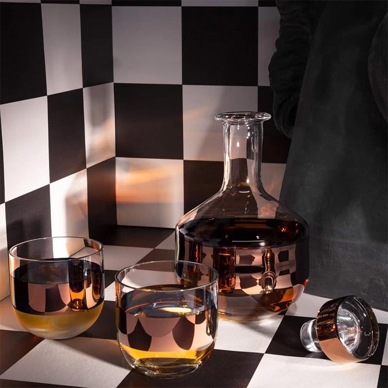 tom dixon gift set whisky glasses - Luxe Digital