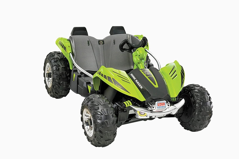 best electric cars kids power wheels dune racer premium - Luxe Digital