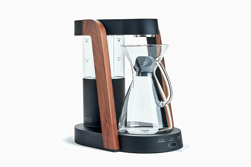 best coffee makers easy use ratio 8 - Luxe Digital