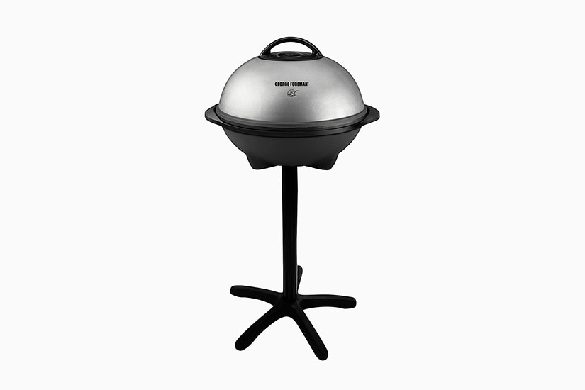 best grill barbecue electric george foreman premium - Luxe Digital
