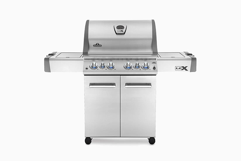 best grill barbecue natural gas napoleon grills premium - Luxe Digital