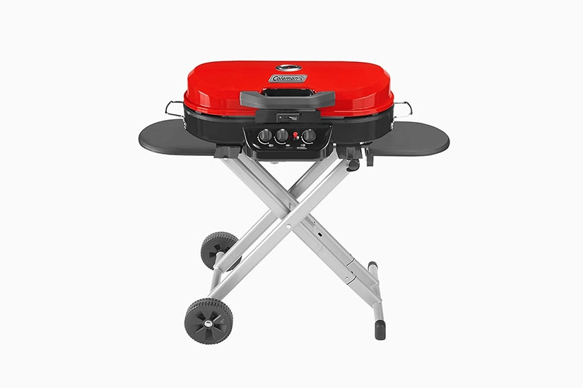 best grill barbecue portable coleman roadtrip 285 premium - Luxe Digital