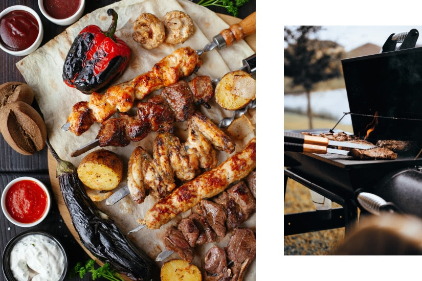 best grill bbq grilled foods - Luxe Digital