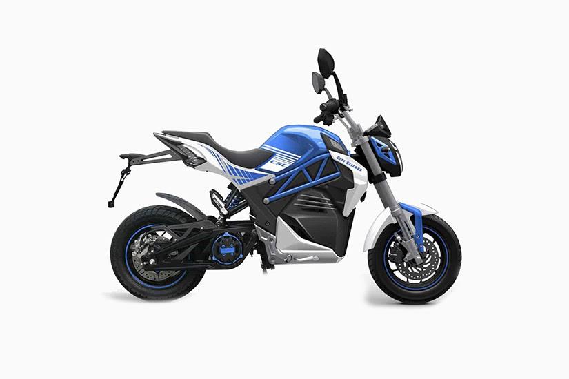 best electric motorcycles csc city slicker - Luxe Digital