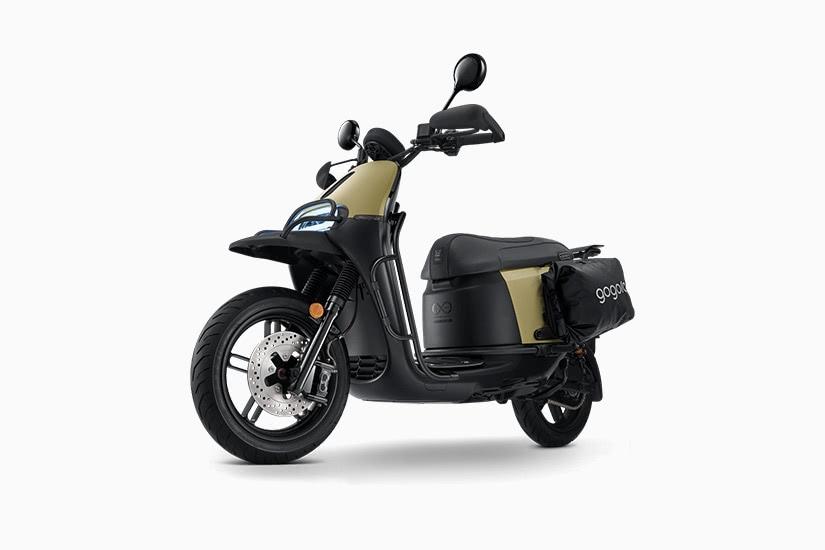 best electric motorcycles gogoro smartscooter S2 adventure - Luxe Digital
