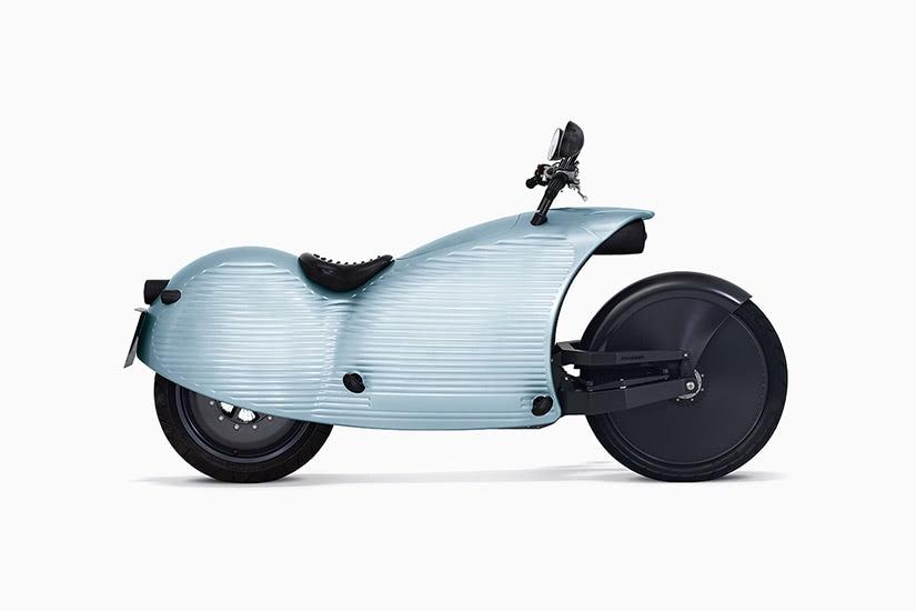 best electric motorcycles johammer J1 - Luxe Digital