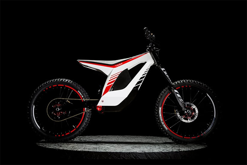 best electric motorcycles torp bike - Luxe Digital