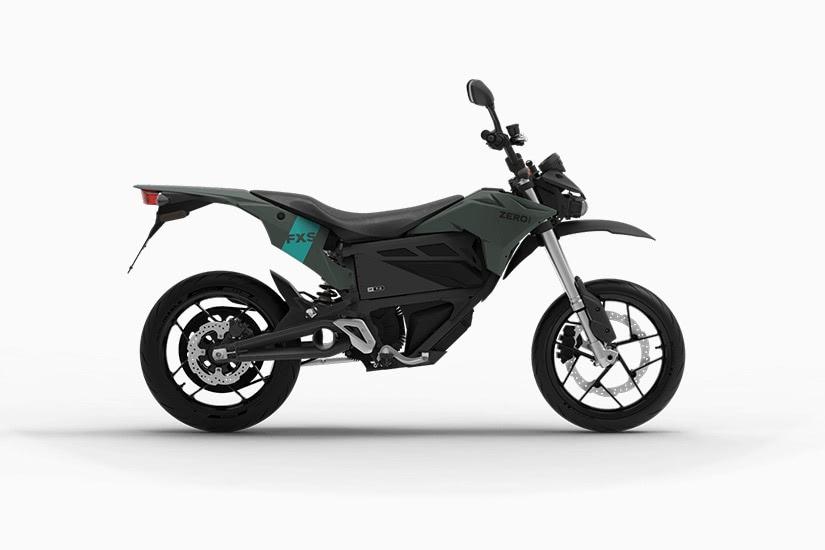 best electric motorcycles zero FXS - Luxe Digital