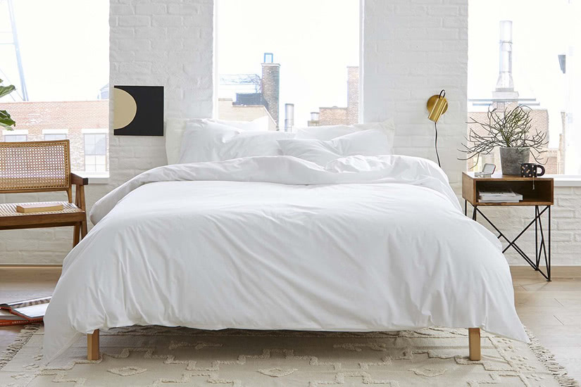 best bed sheets luxury brooklinen classic percale - Luxe Digital