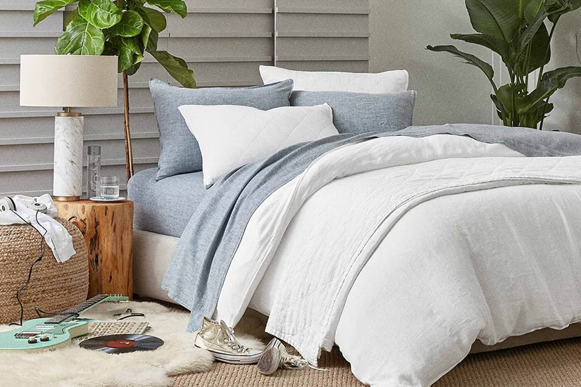 best bed sheets luxury brooklinen core linen - Luxe Digital