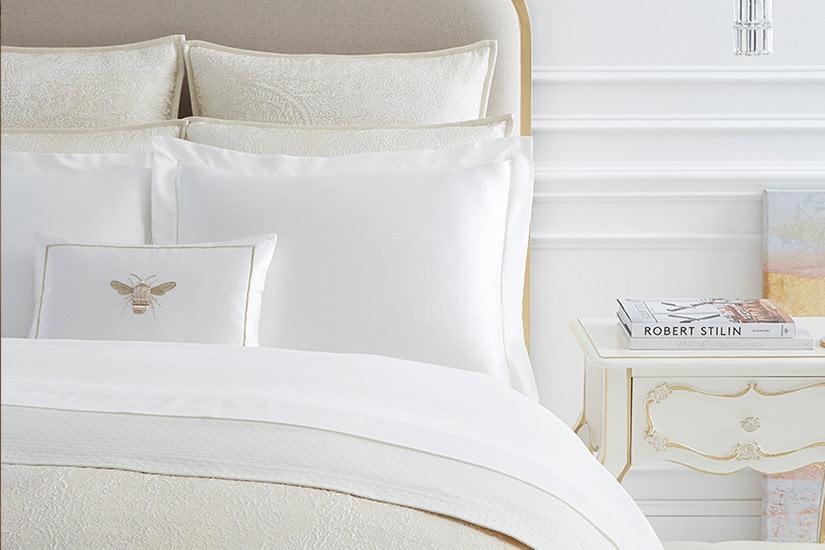 best bed sheets luxury sferra egyptian - Luxe Digital