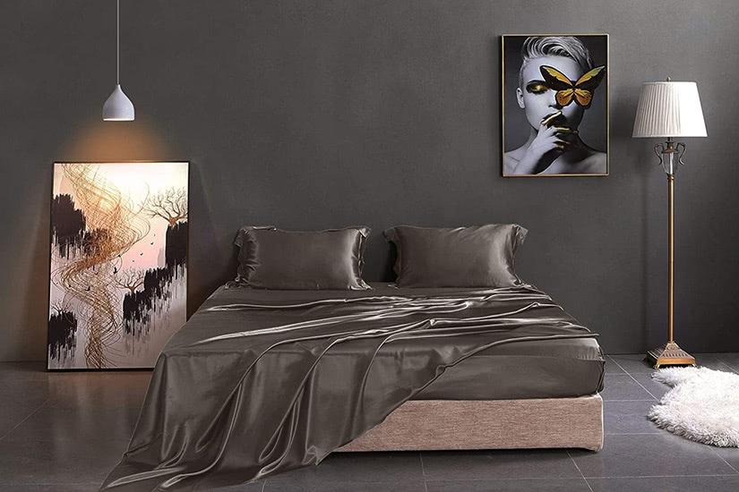 best bed sheets luxury THXSilk - Luxe Digital