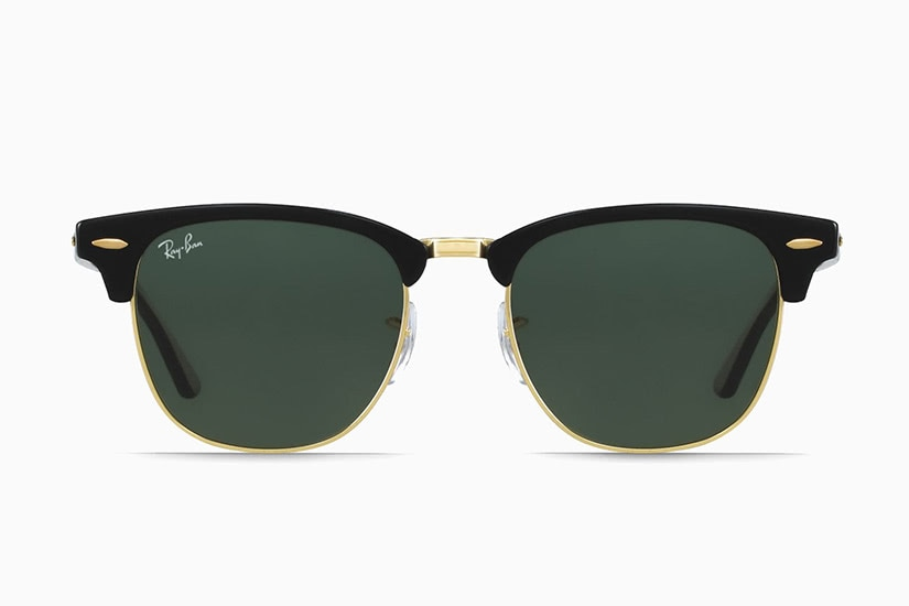 best sunglasses men driving ray-ban clubmaster folding - Luxe Digital