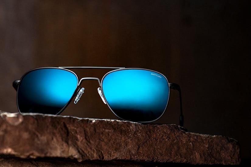 best sunglasses men randolph - Luxe Digital