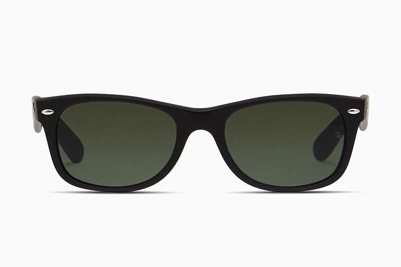 best sunglasses men ray-ban 2132 new wayfarer - Luxe Digital