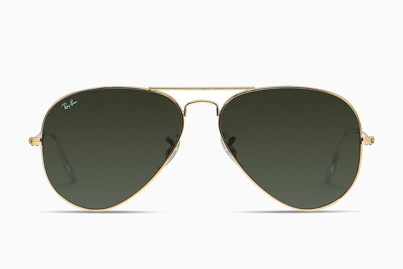 best sunglasses men ray-ban aviator - Luxe Digital