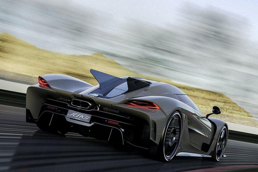 fastest cars in the world Koenigsegg Jesko Absolut - Luxe Digital