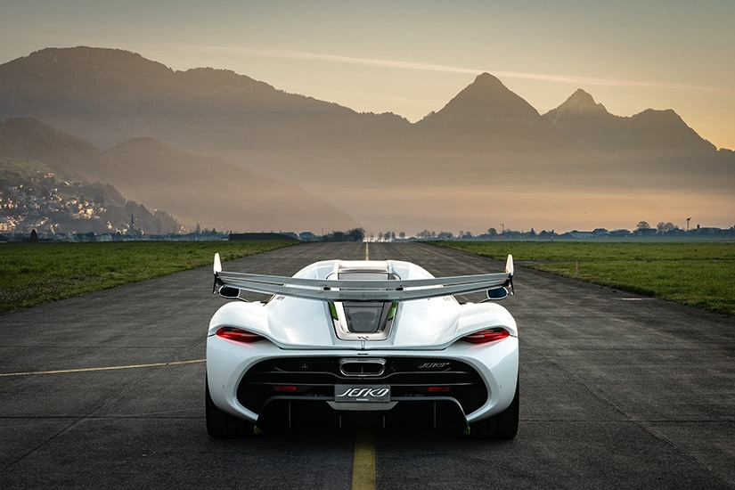 fastest cars in the world aerospace innovation - Luxe Digital