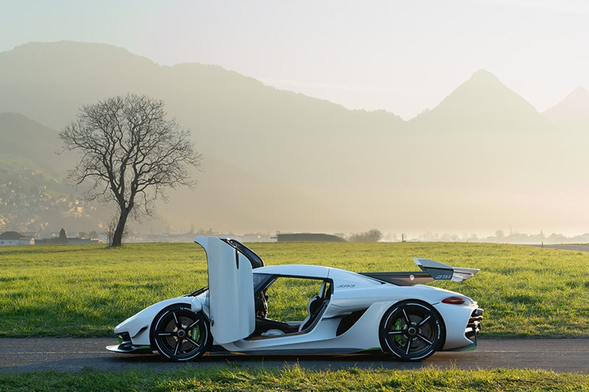 fastest supercars in the world - Luxe Digital