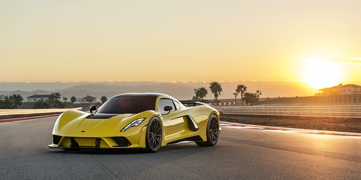 13 Fastest Cars Of 2020 Supercars Ranked By Top Speed