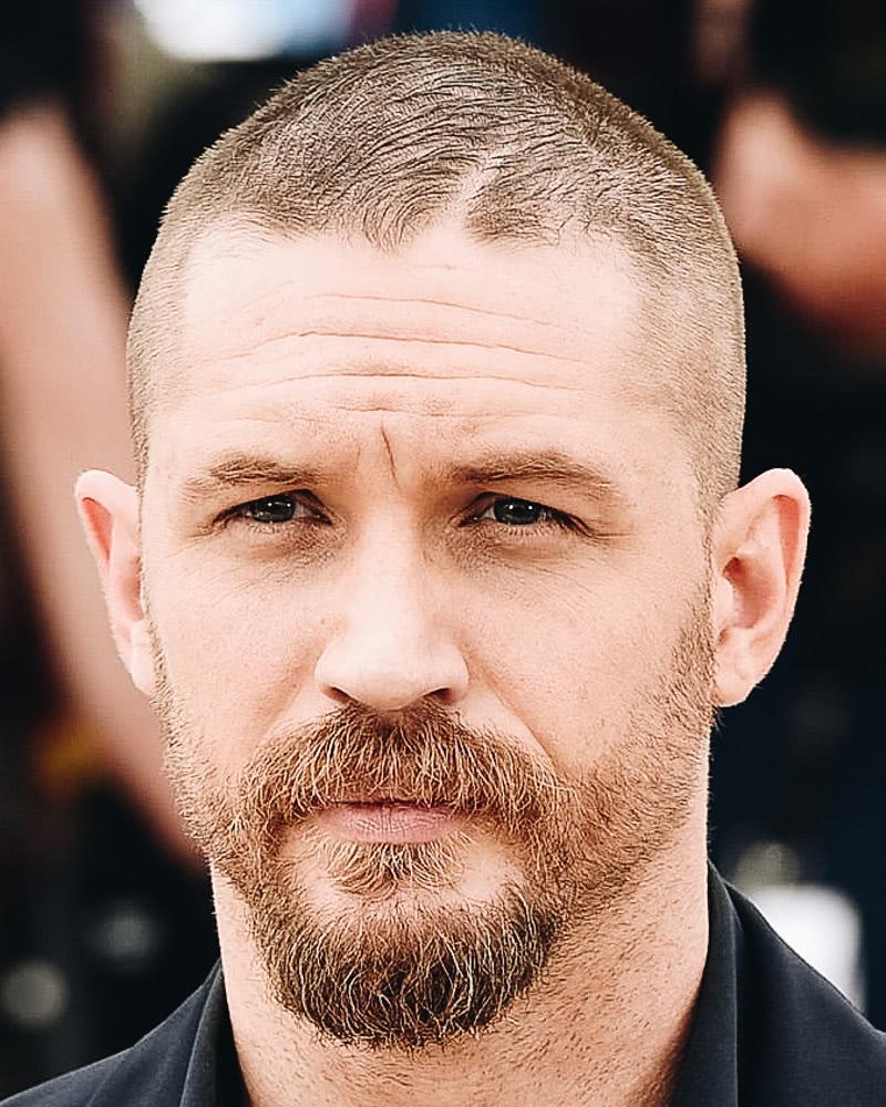 best short haircuts men butch cut - Luxe Digital