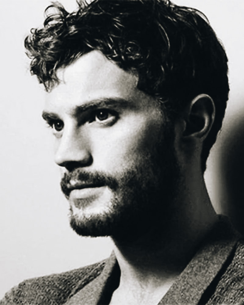 best short haircuts men curly fringe - Luxe Digital
