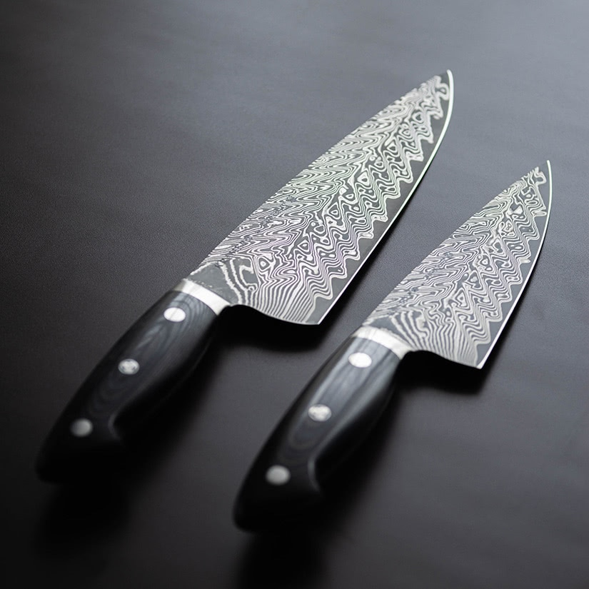 best kitchen knife japanese vs german - Luxe Digital