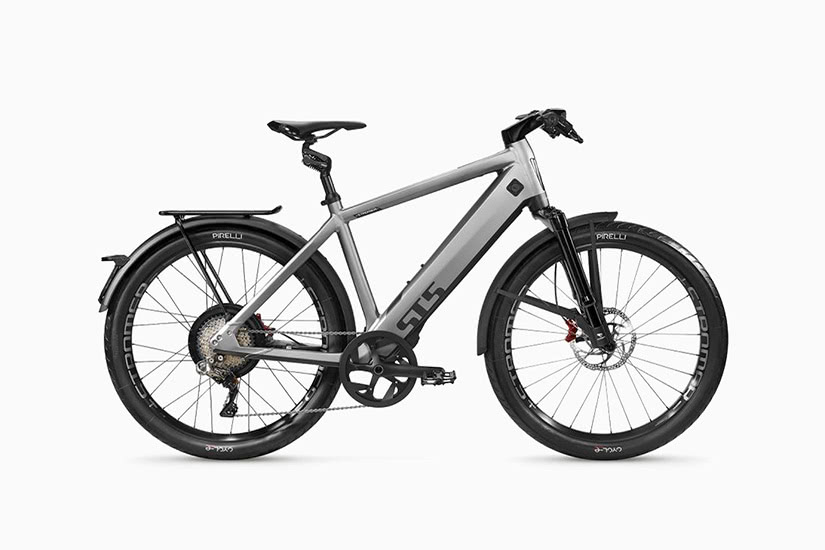 best electric bikes bicycles stromer ST5 - Luxe Digital
