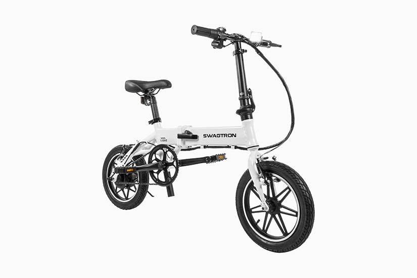 best electric bikes bicycles swagcycle EB5 - Luxe Digital