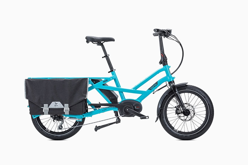 best electric bikes bicycles tern GSD S10 - Luxe Digital