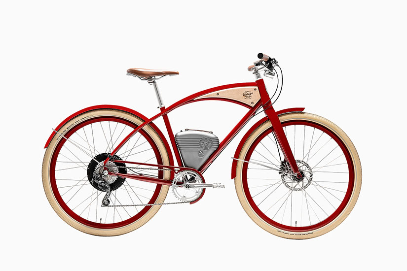 best electric bikes bicycles vintage cafe - Luxe Digital