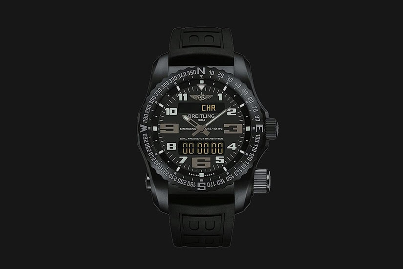 best tactical watches military breitling emergency beacon - Luxe Digital