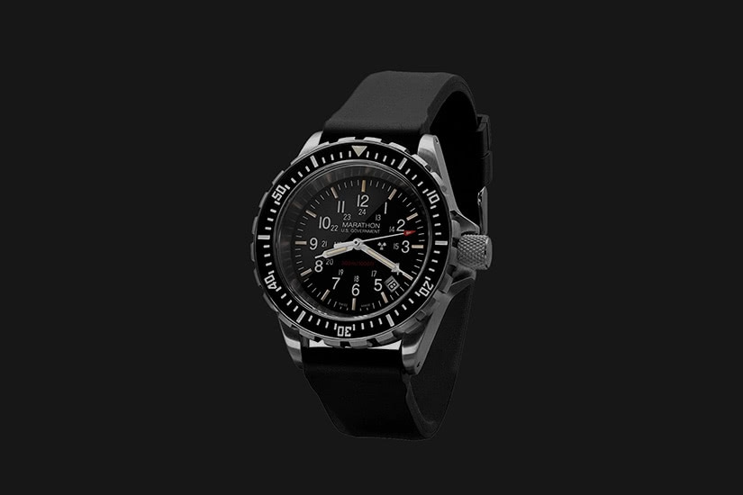 best tactical watches military marathon TSAR army diver - Luxe Digital