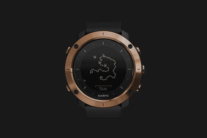 best tactical watches military suunto traverse alpha - Luxe Digital