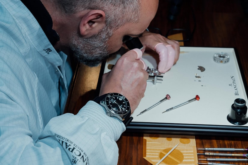 best luxury watch brands blancpain - Luxe Digital
