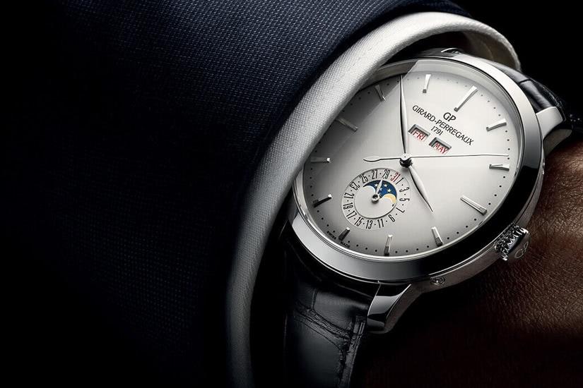 best luxury watch brands girard perregaux - Luxe Digital